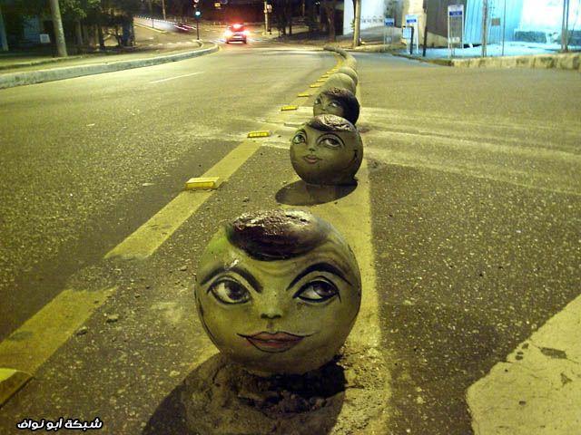صور : رسام برازيلي  Street-art-brazil-11