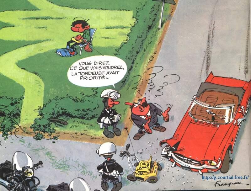Vos bandes dessinées préférées... - Page 4 Gaston_Lagaffe_wallpaper_fond_d_ecran