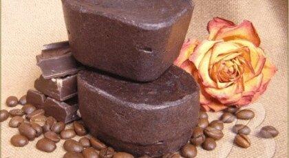 Мастер-класс: шоколадное мыло-скраб своими руками! File36244123_e260e305
