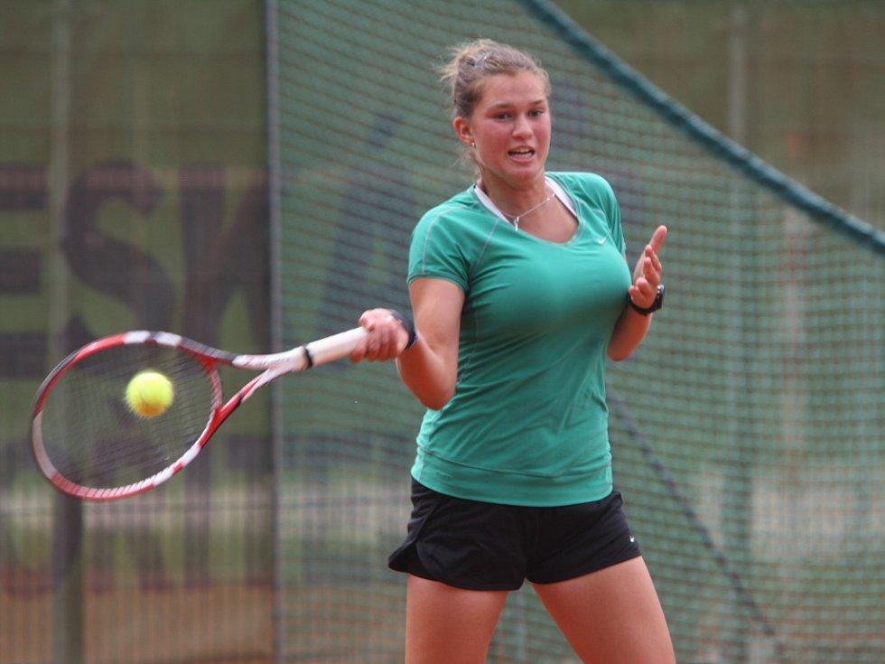 Miriam Kolodziejová  Tenis-ex-pilsen-wilson-cup-miriam-kolodziejova-120703_galerie-980