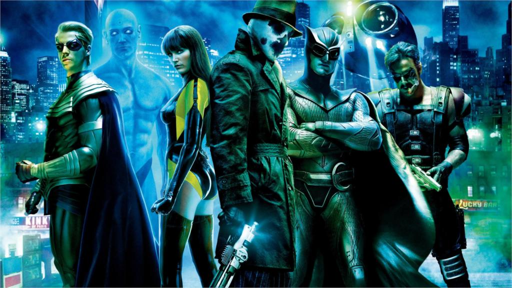 [TEMP 6] CLASH OF COMICBOOK MOVIES AND SERIES -font-b-movies-b-font-font-b-Watchmen-b-font-font-b-Rorschach-b-font