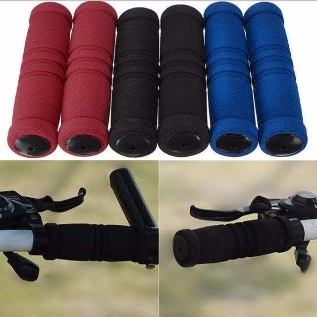 Accesorios y chorradas varias para bicicleta por 1-5€ 1-Par-MTB-Bicicleta-de-La-Bici-Del-Manillar-Manija-Suave-Esponja-Durable-Bar-Grip-Cubre.jpg_640x640