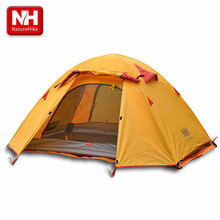 Kamping zona New-Arrived-210-160-115-cm-Double-Layer-3-4-Person-Outdoor-Camping-Hike-Travel-Tent.jpg_220x220