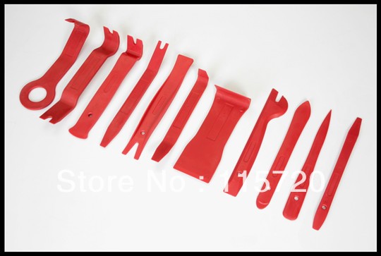 Parti lucide golf 7 11pcs-font-b-Car-b-font-font-b-Door-b-font-Trim-Panel-Molding-Clip-Retainer
