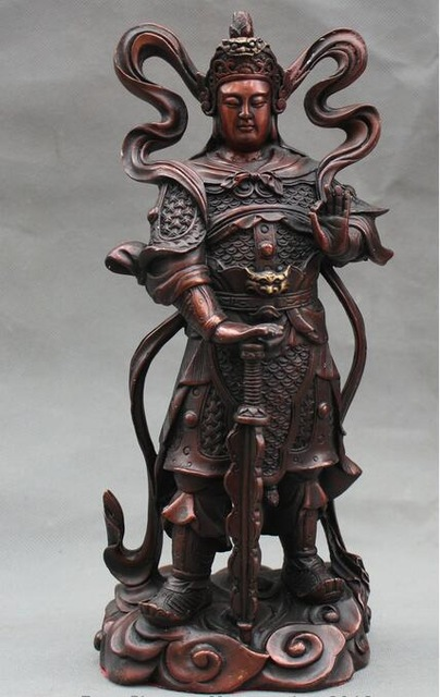 [Jeu] Association d'images 11-Bronze-chinois-Weituo-Skanda-Veda-dieu-guerrier-chevalier-divinit%C3%A9-Statue-sculpture.jpg_640x640
