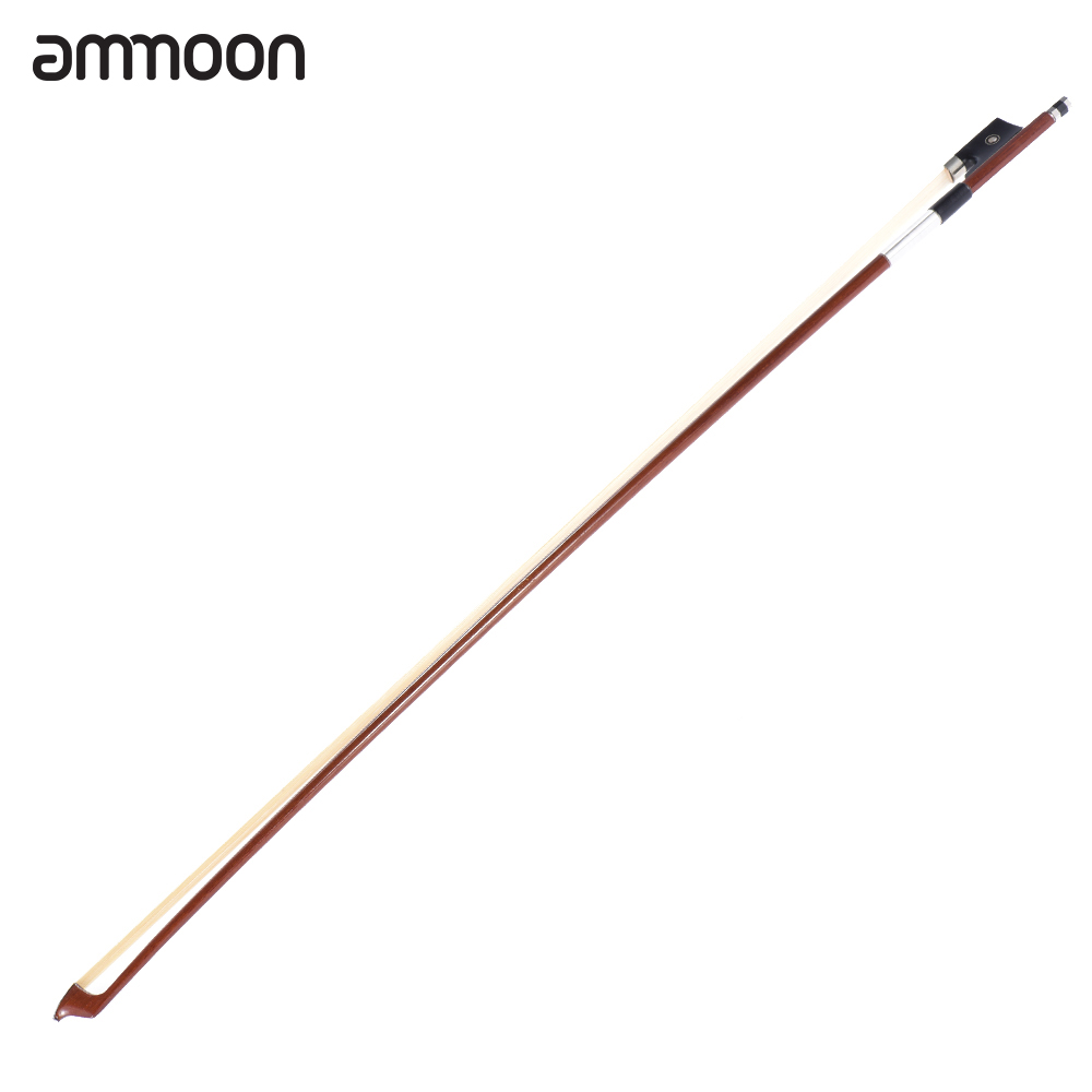 Reed's Wand - Legato Ammoon-1-4-Size-Violin-Bow-Well-Balanced-Brazil-Wood-1-4-Size-Violin-Fiddle-Circle