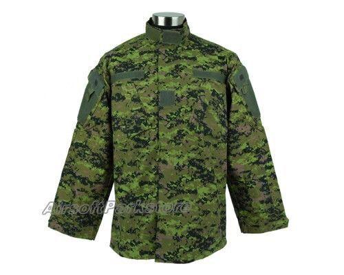 ¿Porque es ilegal usar (obviamente para civiles) un uniforme militar mexicano? Military-army-uniform-Special-Force-Army-Tactical-BDU-Uniform-Shirt-Pants-Canada-Digital-Camo-free-shipping