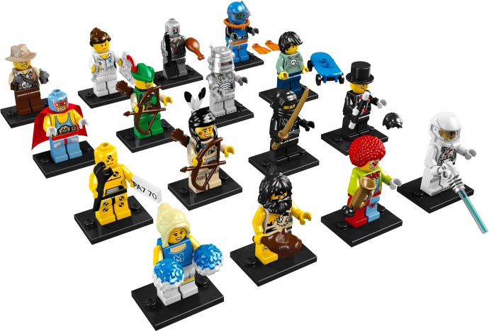 2010/2011 Collectible Minifigures Series 1, 2, 3, 4, 5, 6, 7 and 8 Rumour Thread Collect_all_16_lego_minifigures_in_8683_series_1