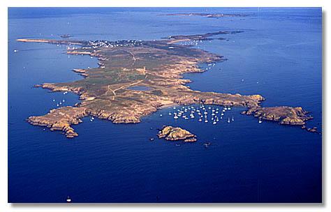 L'Ile d'Houat à 360° Houat