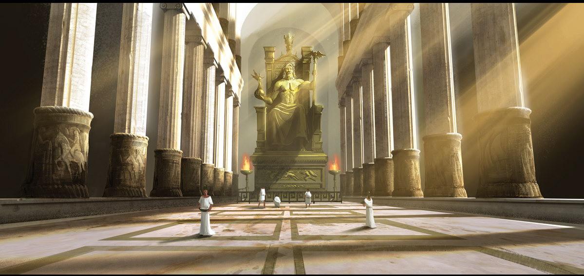 Intrigue #25 - Les 7 merveilles du monde Zeus