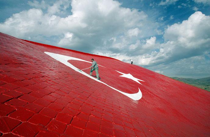 BAYRAK SEVGİSİ Kirikkale-de-bulunan-dev-turk-bayragi_21555