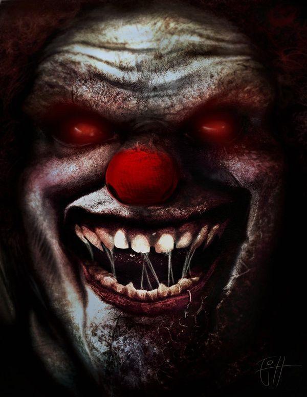 Les clowns maléfiques  17817791