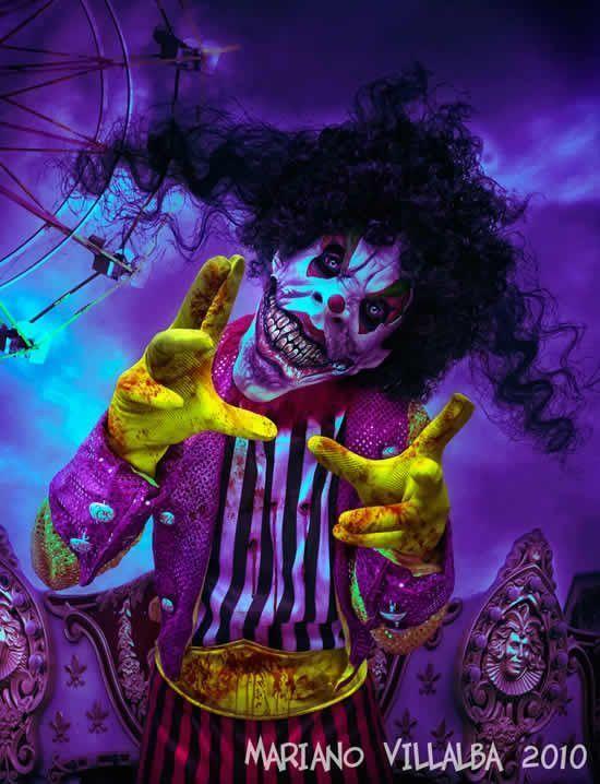 Les clowns maléfiques  480d7ad8