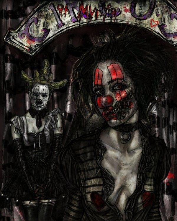 Les clowns maléfiques  54739d74