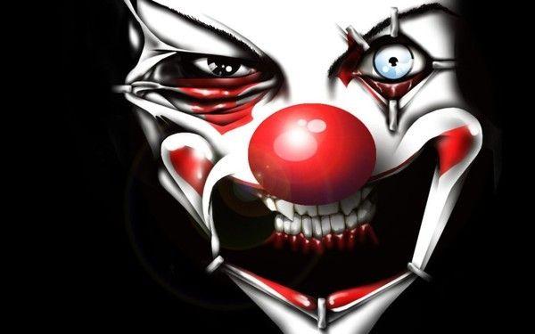 Les clowns maléfiques  8daf2609