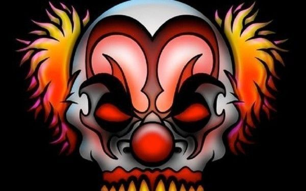 Les clowns maléfiques  97e4cdd0