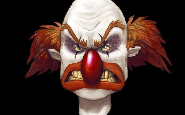 Les clowns maléfiques  Ad468a38