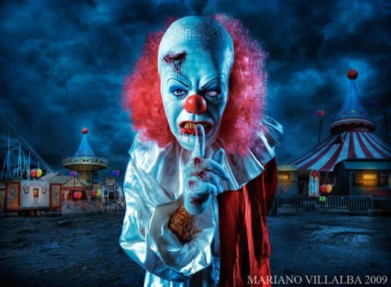 Les clowns maléfiques  C23eb720