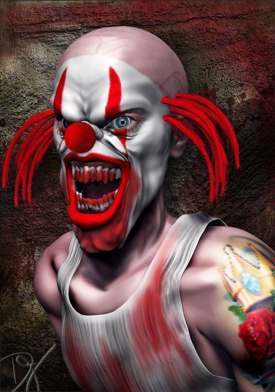 Les clowns maléfiques  Cbed56af