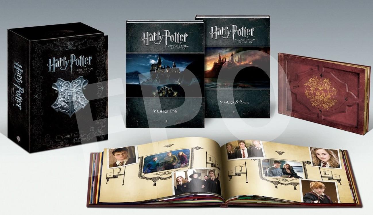 Harry Potter : Coffret Malle 01/09/2016 - Page 3 Rdlmallemandintegrale001
