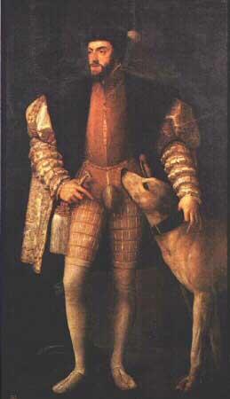 Carlos I. Rey de España y Carlos V. Emperador de Alemania (1500-1558) Ptitia54