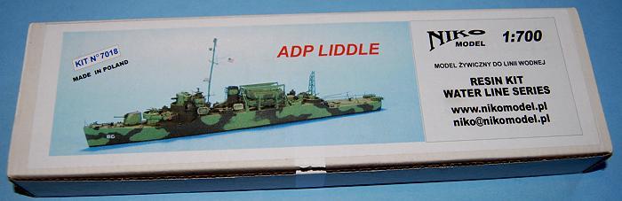 Kit en resine déformé Adp-001