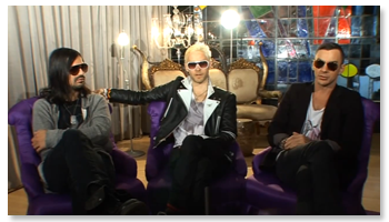 Thirty Seconds To Mars on ITN Music