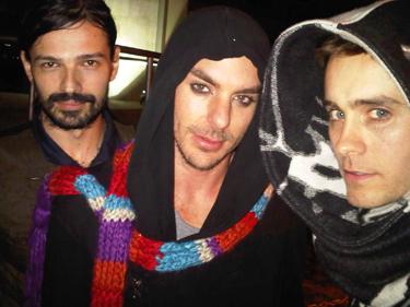 Tomo, Shannon, Jared