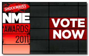 Nominate MARS for NME Awards 2011