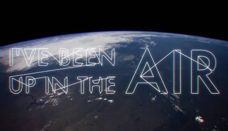 UP IN THE AIR Lyric Video