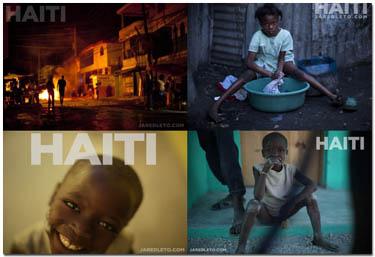 Haiti Feature in Kerrang Magazine