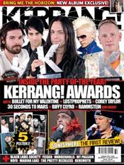 This Week's Kerrang! Magazine
