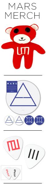 Transmissions Officielles de MARS Merch3
