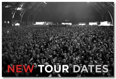 New Tour Dates