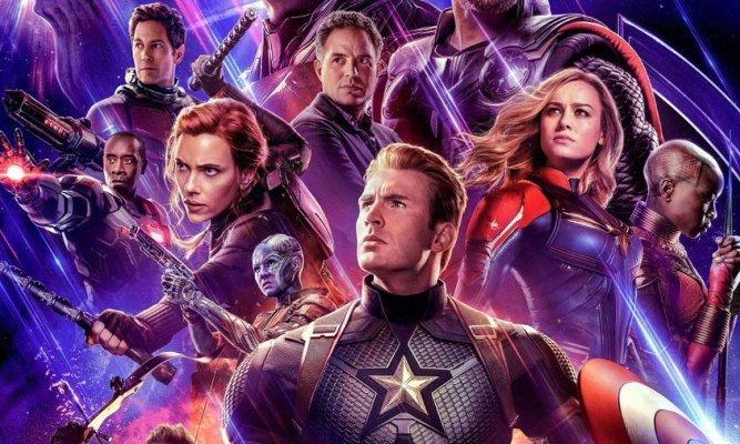 AVENGERS ENDGAME : Pour ceux qui ont vu le film !  (SPOILER ALERT ! ) Avengers-Endgame-after-1