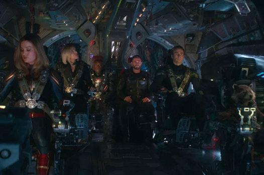 AVENGERS ENDGAME : Pour ceux qui ont vu le film !  (SPOILER ALERT ! ) Avengers-Endgame-after-11