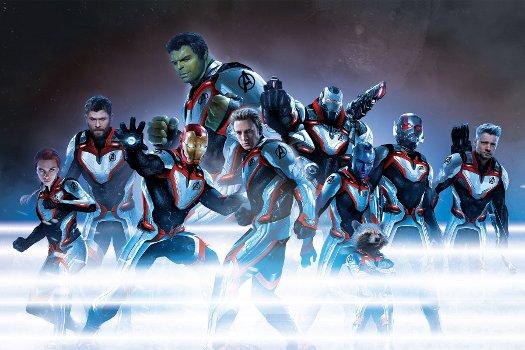 AVENGERS ENDGAME : Pour ceux qui ont vu le film !  (SPOILER ALERT ! ) Avengers-Endgame-after-7