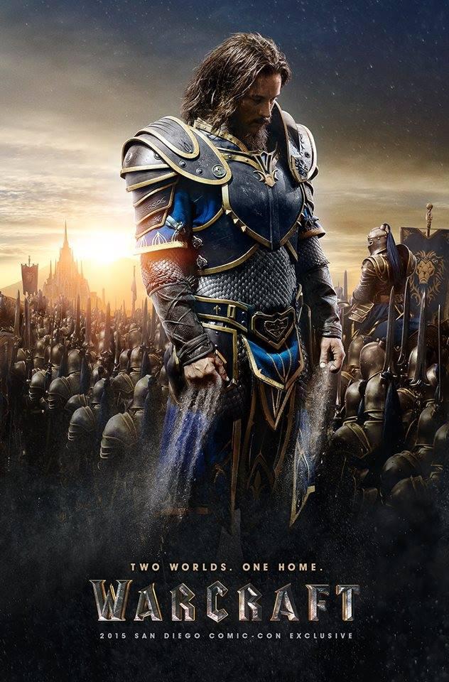 WARCRAFT Warcraft-affiche-film-Humain