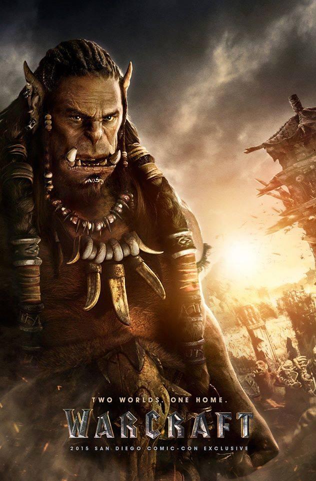 WARCRAFT Warcraft-affiche-film-orc