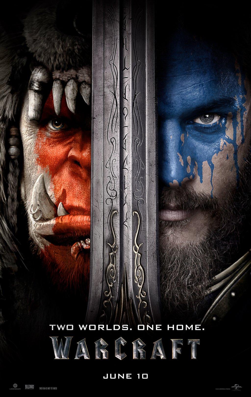 WARCRAFT Warcraft-poster-947364