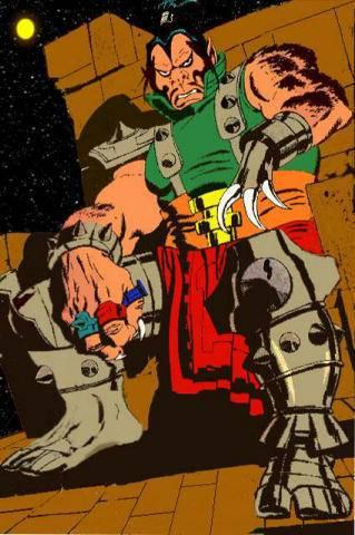 La liste idéal du Gardien  Overlord-Marvel