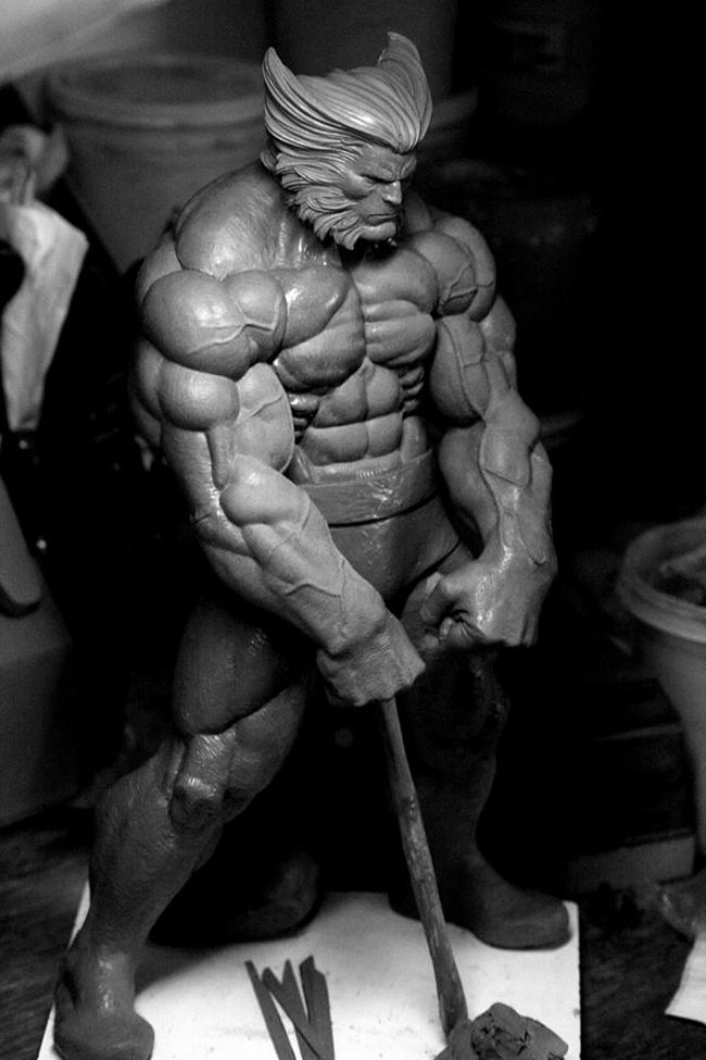 Les travaux de Thiago Provin - Page 2 Wolverine-thiago-13