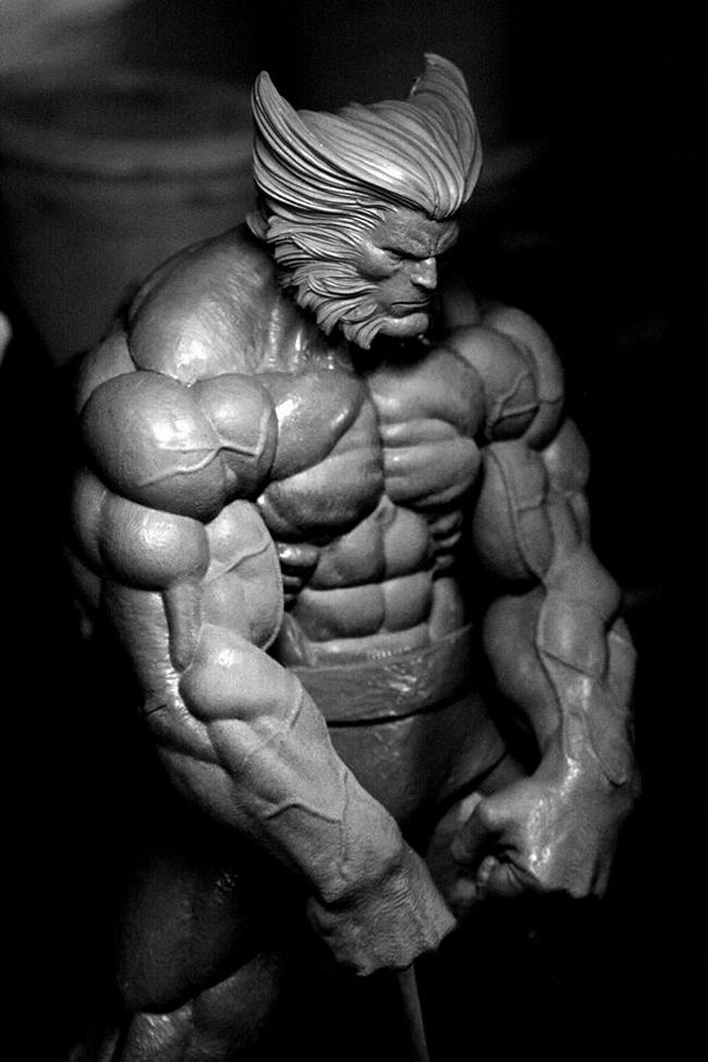 Les travaux de Thiago Provin - Page 2 Wolverine-thiago-14