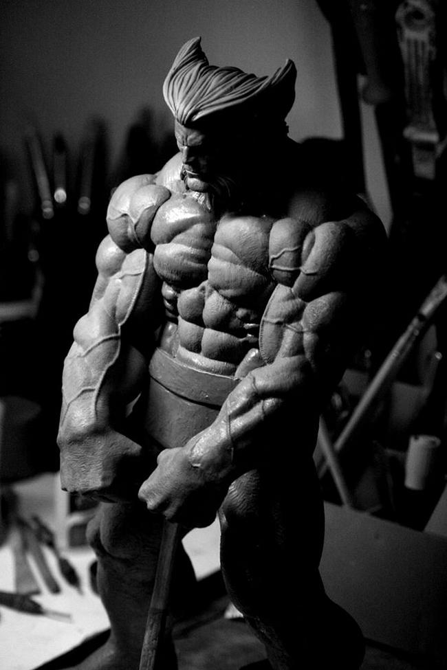 Les travaux de Thiago Provin - Page 2 Wolverine-thiago-15