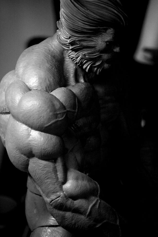 Les travaux de Thiago Provin - Page 2 Wolverine-thiago-17