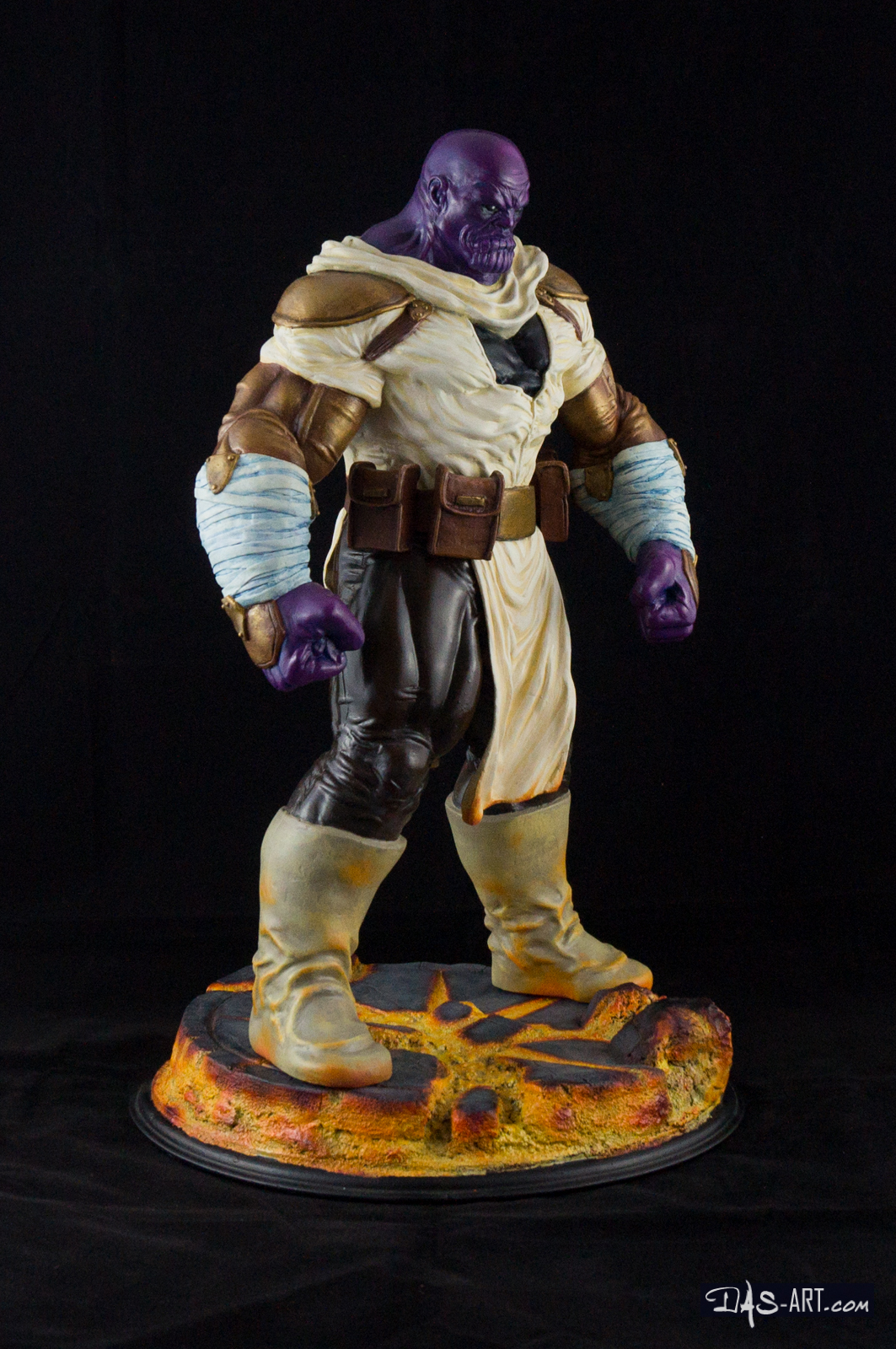 "19 - Thanos ""Annihilation"" statue 20170710-Thanos_Annihilation-statue-sculpted_by_Thierry_Bellaghama-painted_by_Das-008"