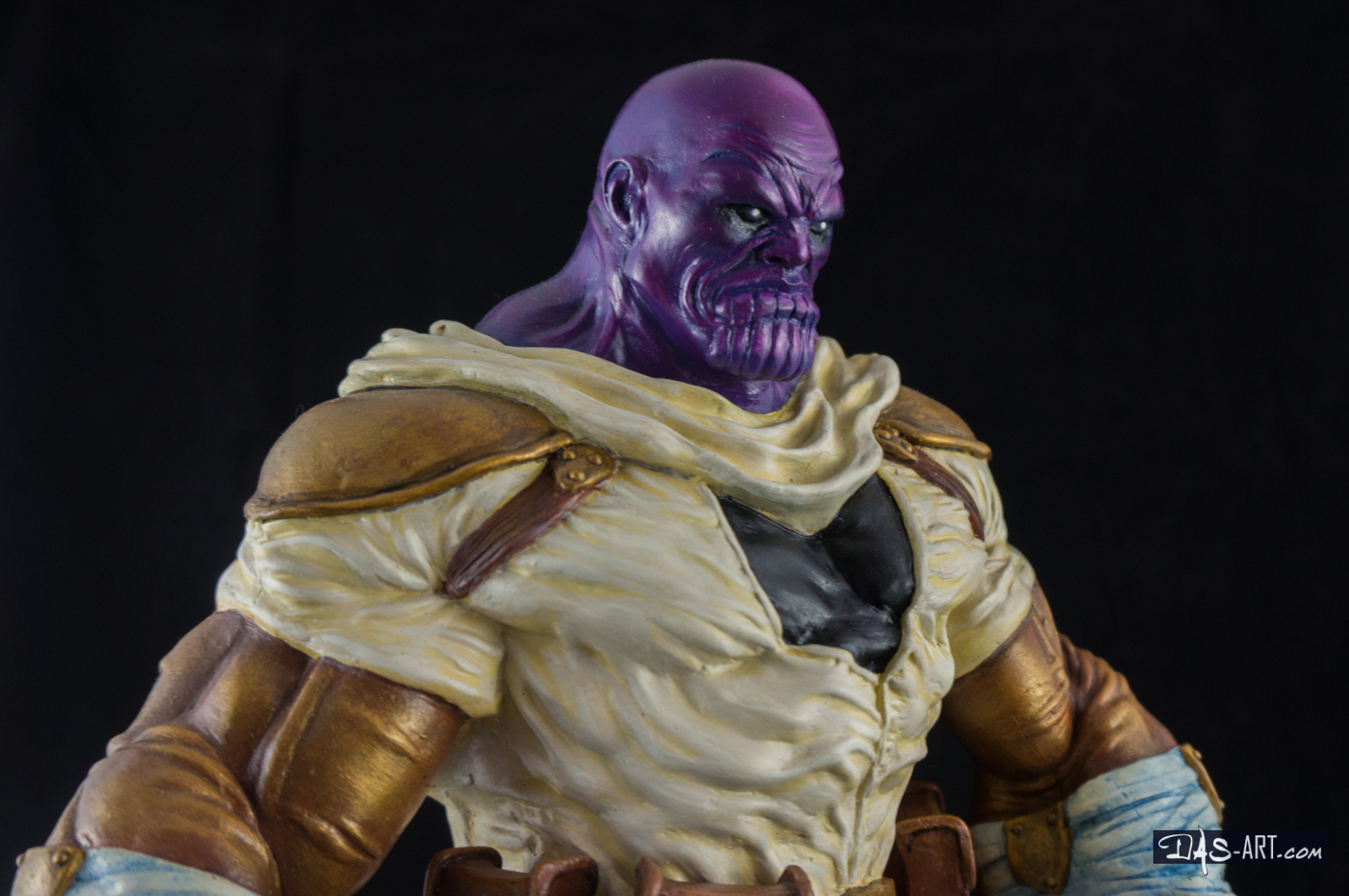 "19 - Thanos ""Annihilation"" statue 20170710-Thanos_Annihilation-statue-sculpted_by_Thierry_Bellaghama-painted_by_Das-009"