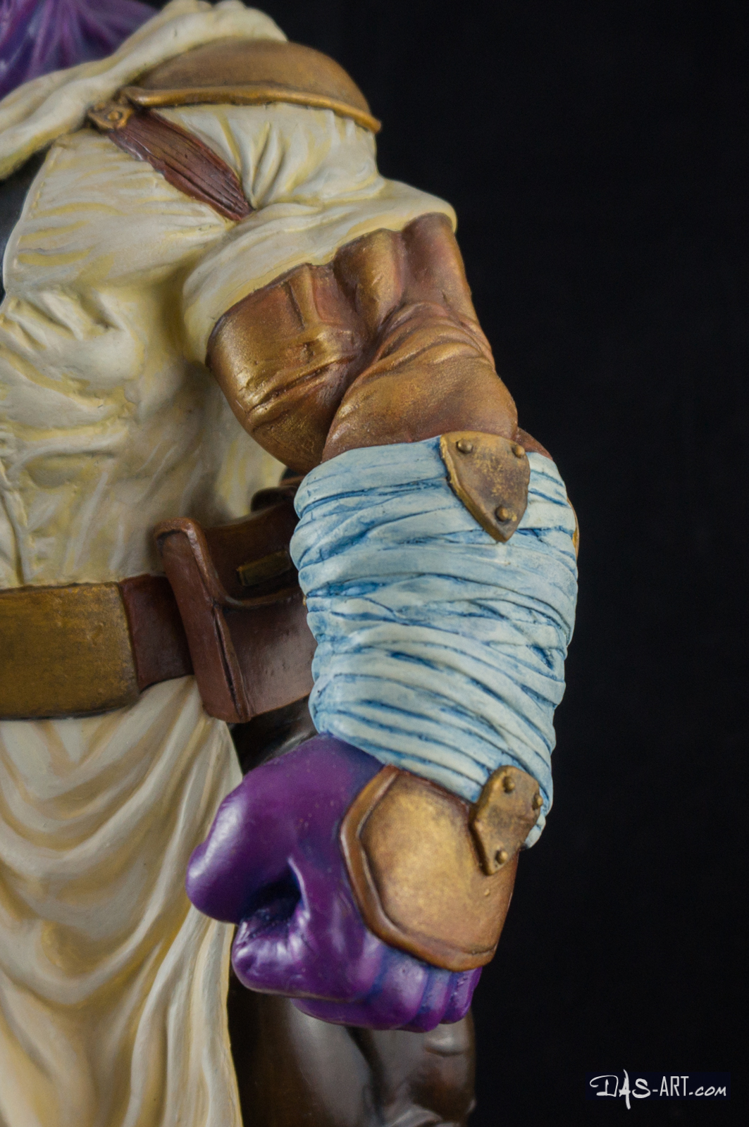 "19 - Thanos ""Annihilation"" statue 20170710-Thanos_Annihilation-statue-sculpted_by_Thierry_Bellaghama-painted_by_Das-011"