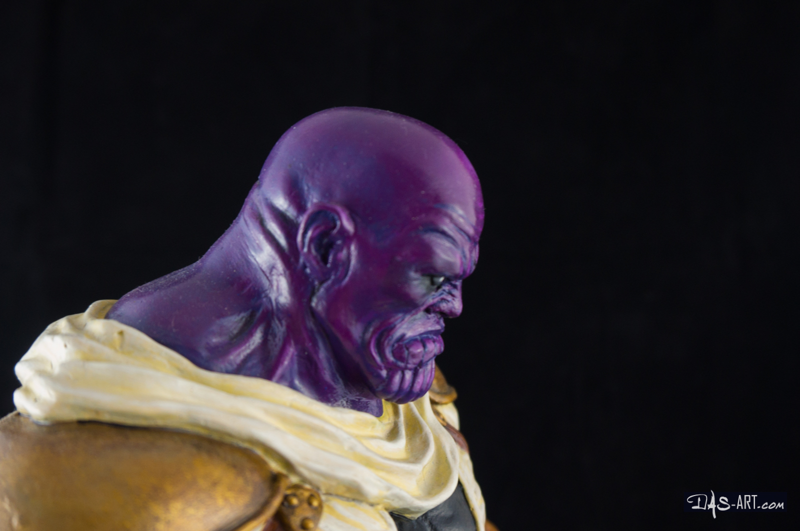 """19 - Thanos """"Annihilation"""" statue 20170710-Thanos_Annihilation-statue-sculpted_by_Thierry_Bellaghama-painted_by_Das-014"""