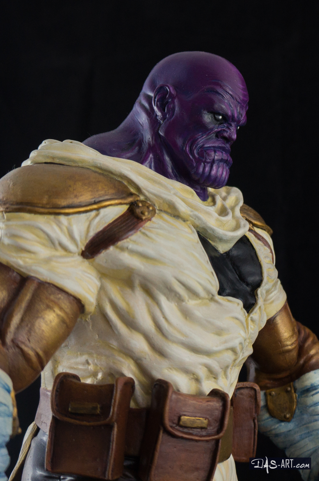 """19 - Thanos """"Annihilation"""" statue 20170710-Thanos_Annihilation-statue-sculpted_by_Thierry_Bellaghama-painted_by_Das-015"""